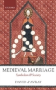 Ebook in inglese Medieval Marriage: Symbolism and Society d'Avray, David