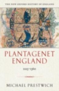 Ebook in inglese Plantagenet England: 1225-1360 Prestwich, Michael