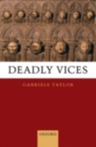 Ebook in inglese Deadly Vices Taylor, Gabriele
