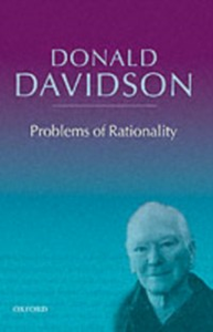 Ebook in inglese Problems of Rationality Davidson, Donald