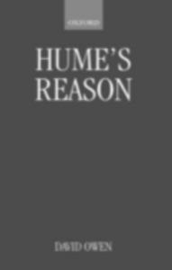 Ebook in inglese Hume's Reason Owen, David