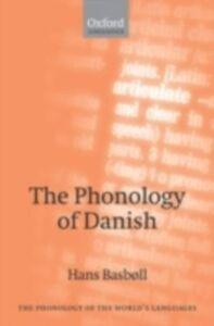 Foto Cover di Phonology of Danish, Ebook inglese di Hans Basb&oslash,ll, edito da OUP Oxford