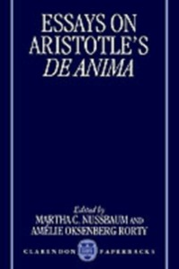 Ebook in inglese Essays on Aristotle's De Anima -, -
