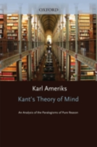 Ebook in inglese Kant's Theory of Mind -, -