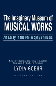 Ebook in inglese Imaginary Museum of Musical Works LYDIA, GOEHR