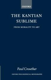 Kantian Sublime: From Morality to Art