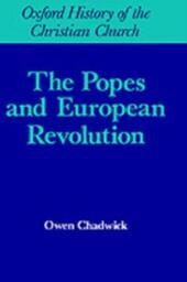 Popes and European Revolution