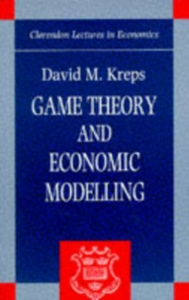 Ebook in inglese Game Theory and Economic Modelling -, -