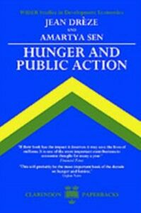 Ebook in inglese Hunger and Public Action -, -