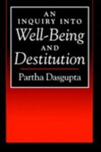 Ebook in inglese Inquiry into Well-Being and Destitution