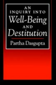 Ebook in inglese Inquiry into Well-Being and Destitution -, -