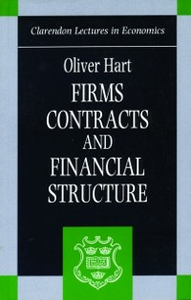 Ebook in inglese Firms, Contracts, and Financial Structure Hart, Oliver