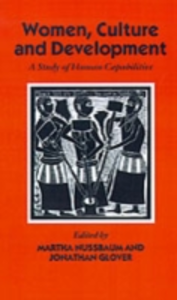 Ebook in inglese Women, Culture, and Development: A Study of Human Capabilities -, -