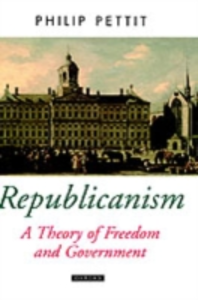 Ebook in inglese Republicanism: A Theory of Freedom and Government Pettit, Philip