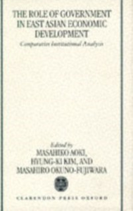 Ebook in inglese Role of Government in East Asian Economic Development: Comparative Institutional Analysis -, -