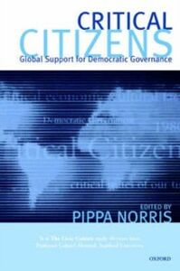 Ebook in inglese Critical Citizens: Global Support for Democratic Government