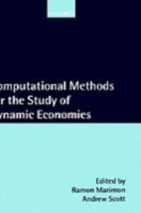 Ebook in inglese Computational Methods for the Study of Dynamic Economies