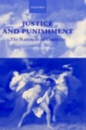 Justice and Punishment: The Rationale of Coercion