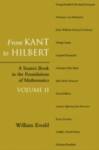 Ebook in inglese From Kant to Hilbert Volume 2 Ewald, William Bragg