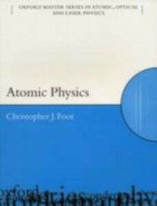 Ebook in inglese Atomic Physics Foot, C.J.