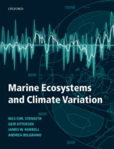 Ebook in inglese Marine Ecosystems and Climate Variation: The North Atlantic. A Comparative Perspective -, -