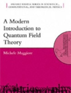 Ebook in inglese Modern Introduction to Quantum Field Theory Maggiore, Michele