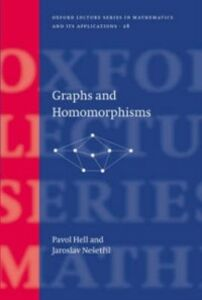 Ebook in inglese Graphs and Homomorphisms Hell, Pavol , Nesetril, Jaroslav