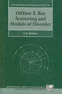 Ebook in inglese Diffuse X-Ray Scattering and Models of Disorder Welberry, Thomas Richard