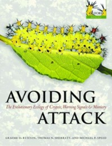 Ebook in inglese Avoiding Attack: The Evolutionary Ecology of Crypsis, Warning Signals and Mimicry Ruxton, Graeme D. , Sherratt, Tom N. , Speed, Michael P.