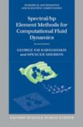 Spectral/hp Element Methods for Computational Fluid Dynamics Second Edition 2/e