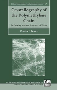 Ebook in inglese Crystallography of the Polymethylene Chain: An Inquiry into the Structure of Waxes Dorset, Douglas L.