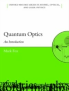Ebook in inglese Quantum Optics: An Introduction Fox, Mark