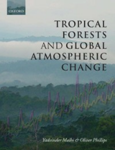 Ebook in inglese Tropical Forests and Global Atmospheric Change -, -