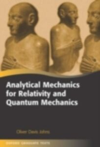 Ebook in inglese Analytical Mechanics for Relativity and Quantum Mechanics Johns, Oliver