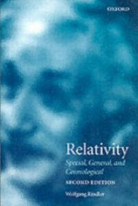 Ebook in inglese Relativity: Special, General, and Cosmological Rindler, Wolfgang