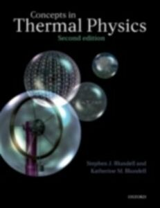 Ebook in inglese Concepts in Thermal Physics Blundell, Katherine , Blundell, Stephen