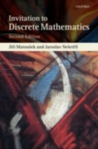 Ebook in inglese Invitation to Discrete Mathematics Matousek, Jir&iacute , Nesetril, Jaroslav