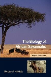 Ebook in inglese Biology of African Savannahs Shorrocks, Bryan