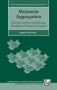 Ebook in inglese Molecular Aggregation Gavezzotti, Angelo