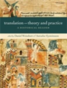 Ebook in inglese Translation - Theory and Practice: A Historical Reader -, -