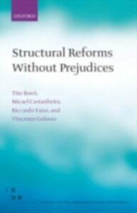 Ebook in inglese Structural Reforms Without Prejudices -, -