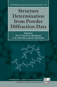 Ebook in inglese Structure Determination from Powder Diffraction Data -, -