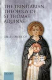 Trinitarian Theology of St Thomas Aquinas