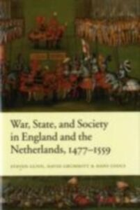 Foto Cover di War, State, and Society in England and the Netherlands 1477-1559, Ebook inglese di AA.VV edito da OUP Oxford