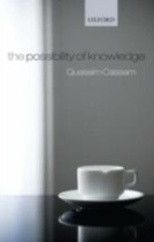 Possibility of Knowledge