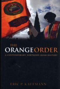 Ebook in inglese Orange Order Kaufmann, Eric P.