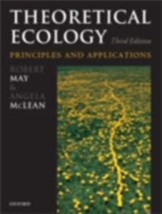 Ebook in inglese Theoretical Ecology: Principles and Applications -, -