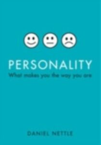 Ebook in inglese Personality: What makes you the way you are Nettle, Daniel