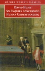 Foto Cover di Enquiry concerning Human Understanding, Ebook inglese di David Hume,Peter Millican, edito da Oxford University Press, UK