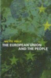 Ebook in inglese European Union and the People Jolly, Mette Elise
